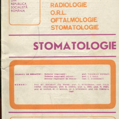 LICHIDARE-Stomatologie- nr.4 octombrie-decembrie 1987 - Autor : - - 132853