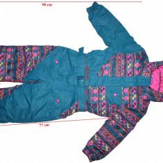 Combinezon schi ski Rodeo White Series Plus, copii - Echipament ski Rodeo, Costum