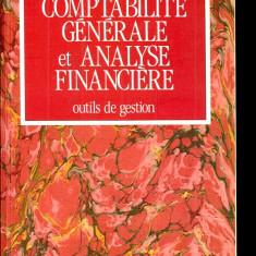 LICHIDARE-Comptabilite generale et analyse financiere : outils de gestion - Autor : G. Raimbault - 94429 - Carte Contabilitate