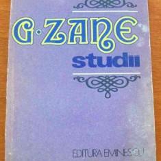 LICHIDARE-Studii - Autor : G.Zane - 52469