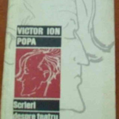 LICHIDARE-Scrieri despre teatru - Autor : Victor Ion Popa - 80038 - Carte Cinematografie