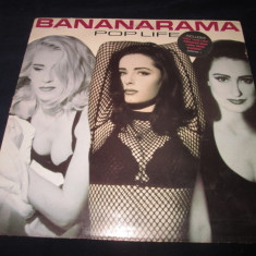 Bananarama - Pop Life _ vinyl, LP, album, London Records(Franta) - Muzica Pop Altele, VINIL