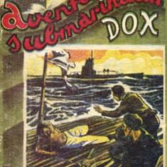 LICHIDARE-Aventurile submarinului Doc (11) : Profesorul Barner - Autor : H. Warren - 91403 - Nuvela