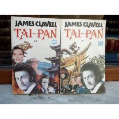 Tai-Pan 2 volume, James Clavell, 1992 - Roman