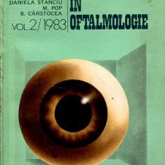 LICHIDARE-Actualitati in oftalmologie- vol. 2-1983 - Autor : M. Olteanu - 111460 - Carte Oftalmologie