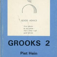 LICHIDARE-Grooks 2- To Charles Chaplin - Autor : Piet Hein - 57688 - Carte Cinematografie