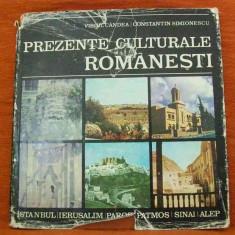 LICHIDARE-Prezente culturale romanesti - Autor : Virgil Candea - 69022 - Carte Geografie