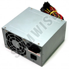 Super Ieftin! Sursa 500W ATX-500, MB 24-pin, 2 x SATA, 2 X Molex ***GARANTIE*** - Sursa PC, 500 Watt