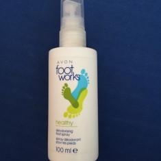 Spray odorizant pentru picioare - Crema picioare Avon