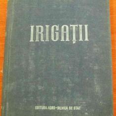LICHIDARE-Irigatii - Autor : V. Blidaru - 35808 - Carti Electronica