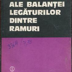 LICHIDARE-Modele ale balantei legaturilor dintre ramuri - Autor : Aurora Baciu, Anca Pascu - 110996
