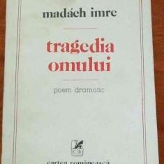LICHIDARE-Tragedia omului - Autor : Madach Imre - 10295 - Carte poezie