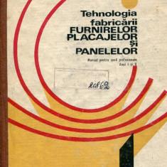 LICHIDARE-Tehnologia fabricarii furnirelor placajelor si panelor- manual pentru scoli profesionale - Autor : Cazacu E - 109861 - Carti Constructii