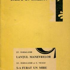 LICHIDARE-Lantul manevrelor, S- a furat un mire - Autor : St. Haralamb - 116463 - Carte Cinematografie
