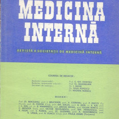 LICHIDARE-Medicina interna, nr. 1 ianuarie 1974 - Autor : - - 115198