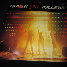 Queen - Live Killers _ diblu vinyl, 2 x LP, EMI(Germania) - Muzica Rock emi records, VINIL