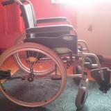 Carucior handicap ortopedic - Scaun cu rotile