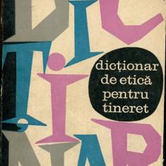 LICHIDARE-Dictionar de etica pentru tineret - Autor : Alex Badulescu, G. Berescu, I. Biberi - 35591 - Enciclopedie