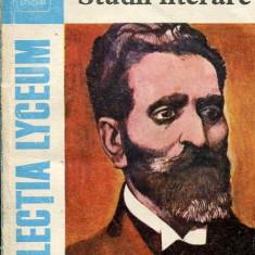 LICHIDARE-Studii literare- Ibraileanu - Autor : G. Ibraileanu - 101573 - Studiu literar