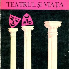 LICHIDARE-Teatrul si viata - Autor : Carol Isac - 63586 - Carte Cinematografie