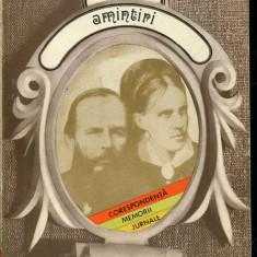 LICHIDARE-Amintiri- Dostoievski - Autor : Dostoievski - 132689