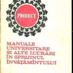 LICHIDARE-Manuale universitare si alte lucrari in sprijinul invatamantului - Autor : - - 96663