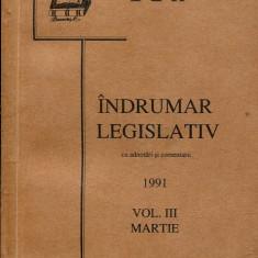 LICHIDARE-Indrumar legislativ : vol. III - Autor : - - 105860 - Carte Drept penal