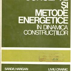 LICHIDARE-Concepte si metode energetice in dinamica constructiilor - Autor : Sanda Hangan - 109854