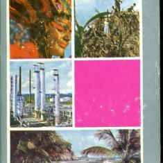 LICHIDARE-Tari din marea Caraibilor - Autor : Gh. Burlacu - 35769 - Carte Geografie
