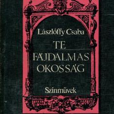 LICHIDARE-Te fajdalmas okossag - Autor : Laszloffy Csaba - 71121 - Curs Limba Maghiara