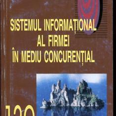 LICHIDARE-Sistemul informational al firmei in mediu concurential - Autor : Cristian Popescu-Bogdanesti - 77263 - Carte Management