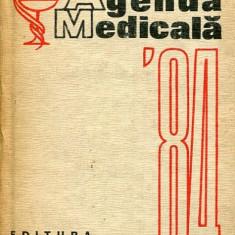 LICHIDARE-Agenda medicala 84 - Autor : - - 105210
