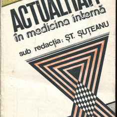 LICHIDARE-Actualitati in medicina interna - Autor : St. Suteanu - 65755