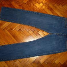 Blugi LEVIS 501-Marimea W32xL32 (talie-86cm, lungime-109cm) - Blugi barbati Levi's, Culoare: Din imagine, Prespalat, Drepti, Normal