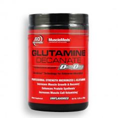 MuscleMeds Glutamine Decanate - Aminoacizi