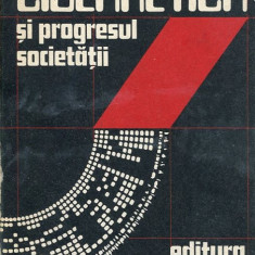 LICHIDARE-Cibernetica si progresul societatii - Autor : Manea Manescu - 77261 - Carte Informatica