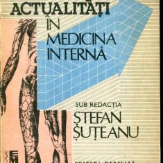 LICHIDARE-Actualitati in medicina interna - Autor : St. Suteanu - 70146