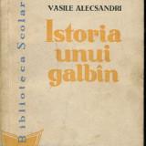 LICHIDARE-Istoria unui galbin - Autor : Vasile Alecsandri - 134566 - Nuvela
