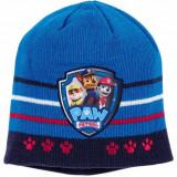 Caciula din tricot Paw Patrol albastra - Caciula Copii