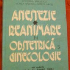 LICHIDARE-Anestezie, reanimare in obstetrica si ginecologie - Autor : Alexandru Dobre - 73329 - Carte Obstretica Ginecologie