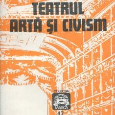 LICHIDARE-Teatrul, arta si civism - Autor : Mihai Dimiu - 106165 - Carte Cinematografie