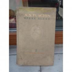OPERE ALESE , A.S. PUSCHIN , VOLUMUL 2