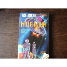 MILLENNIUM - JACK ANDERSON - Carte SF