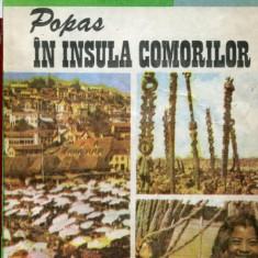 LICHIDARE-Popas in insula comorilor - Autor : Veselina Urucu, Aurel Zamfirescu - 12526 - Carte Geografie