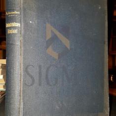INDUSTRIALIZAREA ROMANIEI studiu evolutiv, istoric, economic, juridic, 1936 - N . P . ARCADIAN - Carte Drept comercial