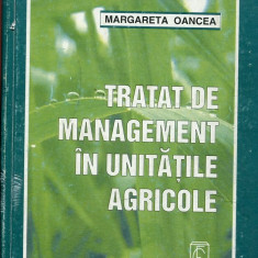 LICHIDARE-Tratat de management in unitatile agricole - Autor : Margareta Oancea - 136905 - Carte Management