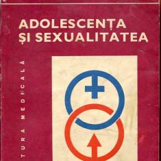 LICHIDARE-Adolescenta si sexualitatea - Autor : I. Vinti, C. Pascu - 4690