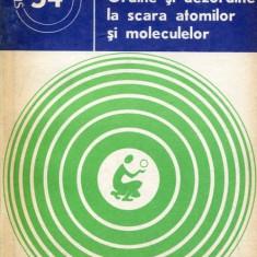 LICHIDARE-Ordine si dezordine la scara atomilor si moleculelor - Autor : D. Bally - 151440 - Carte de colectie