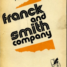 LICHIDARE-Franck and Smith company - Autor : Ioana Postelnicu - 76129