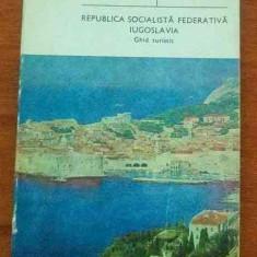 LICHIDARE-Republica socialista federativa Iugoslavia - Autor : EL.Popescu - 52246 - Carte Geografie